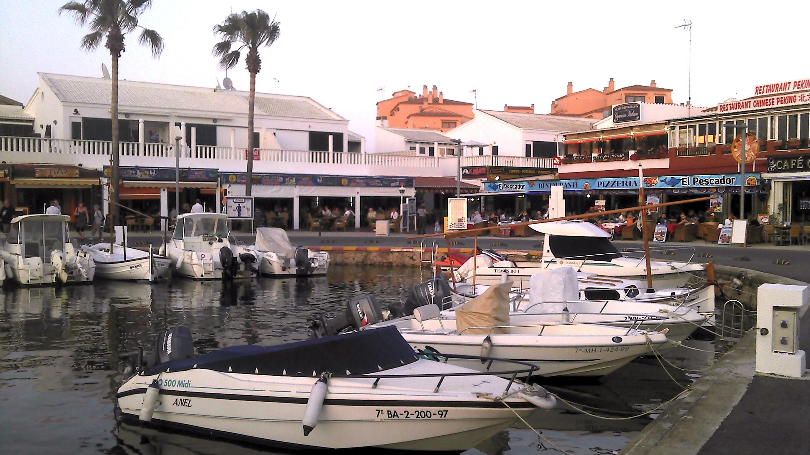 Cala\'n Bosch, Menorca