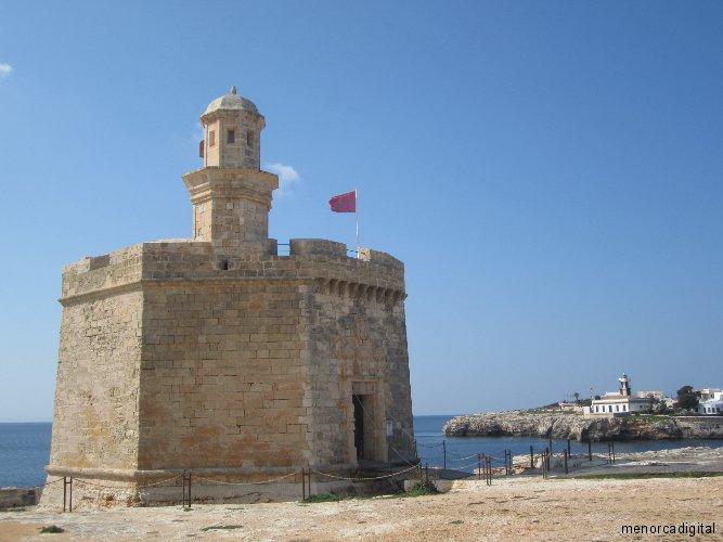 Torre de defensa de Sant Nicolau, Ciutadella de Menorca