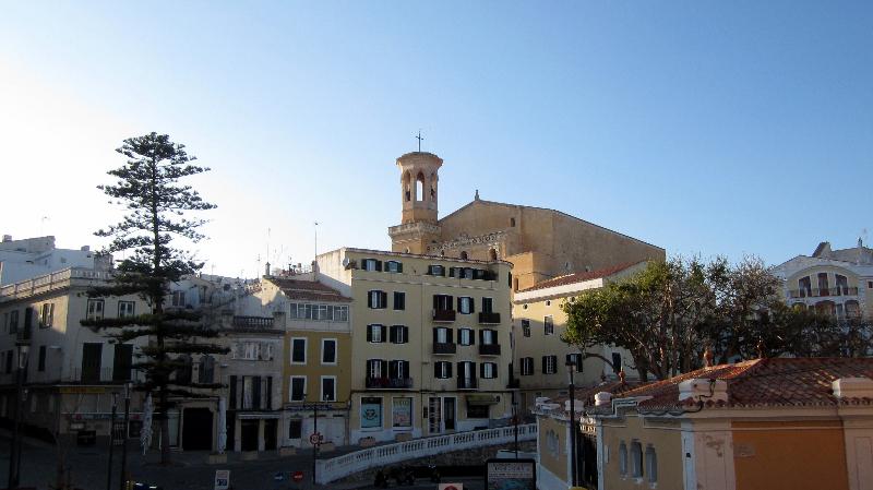 Iglesia de Santa María, Maó, Menorca