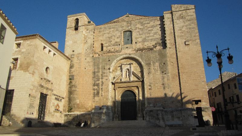 Iglesia del Carme, Maó, Menorca