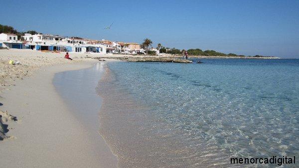 Punta Prima, Menorca