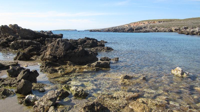Excursion Sanitja y Cavalleria, Menorca