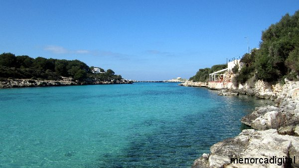 Santandria, Menorca