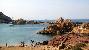 cala pregonda 300x169 Las mejores playas de Menorca